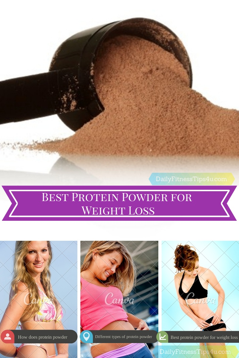 Best Kind Of Protein Powder For Weight Loss