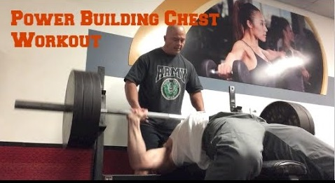 Power Chest Workout