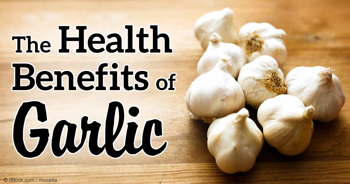 Health Benefits of Eating Garlic