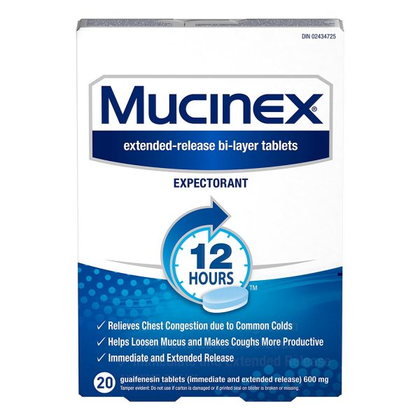 Mucinex Uses Side Effects Warnings And Interactions