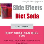 Diet Soda Side Effects