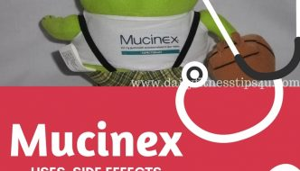 Mucinex Uses, Side Effects