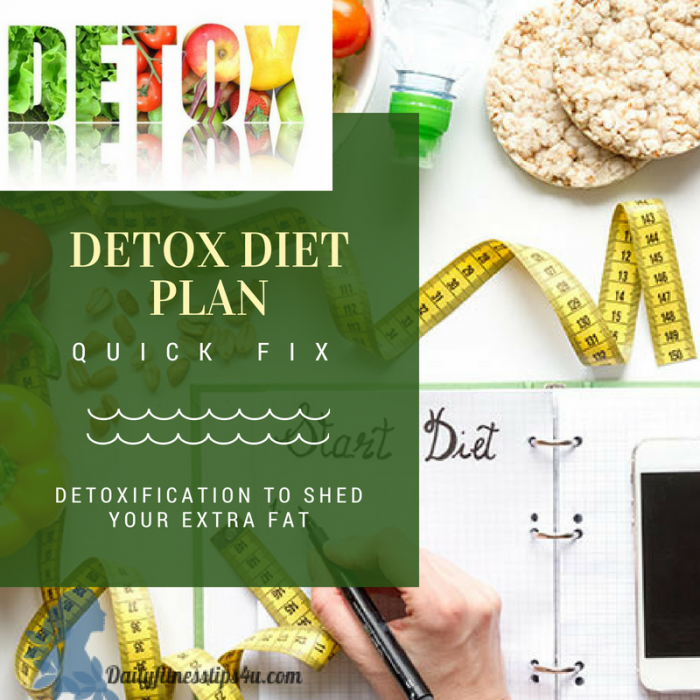 Quick Fix Detox Diet Plans