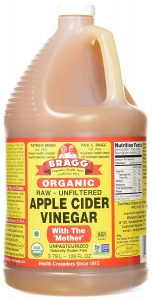 apple cider vinegar as healthy weight loss drink
