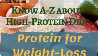 High-Protein Diet Plan for Staying Fit and Lose Weight