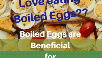 Benefits of Boiled Eggs for Weight Loss : Boiled Egg Diet Plan