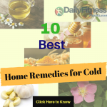 Natural Remedy for Cold