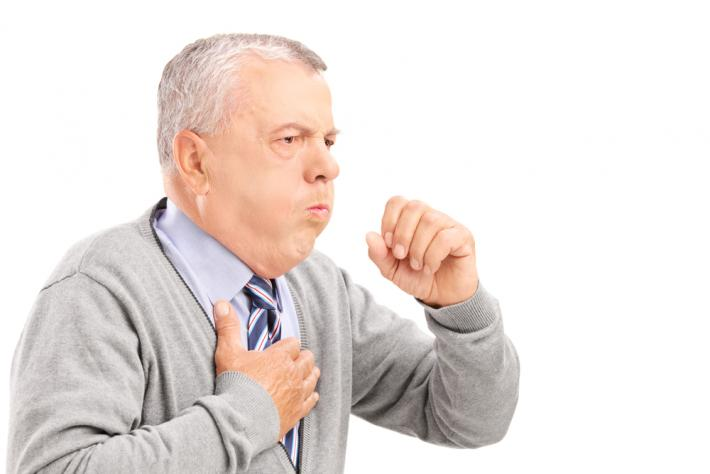 A chronic Cough