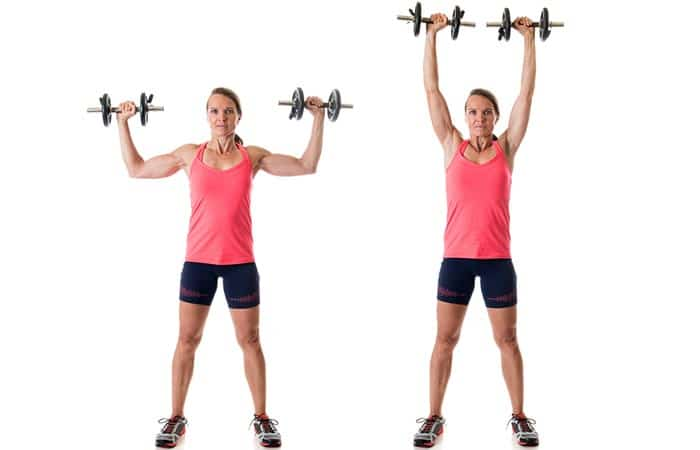 Isometric Shoulder Press