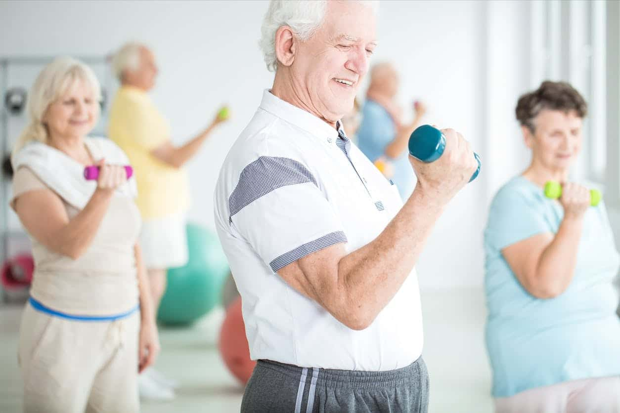 Fight with age-linked muscle loss