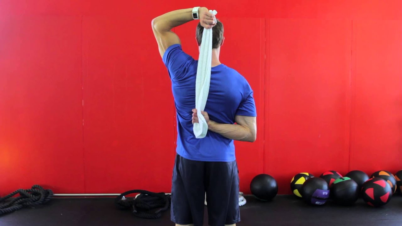 Internal Rotation for Shoulder
