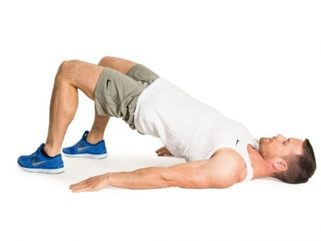 Strengthen Stomach Muscles