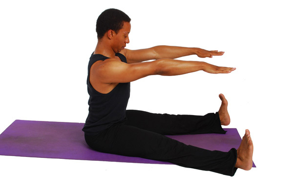 Spine Forward Stretch