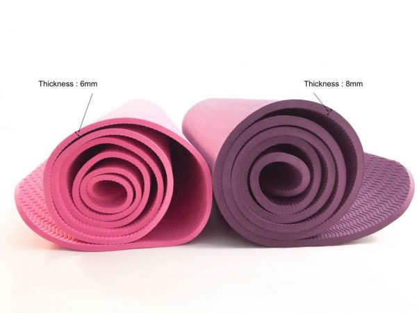 thickness of The Mat