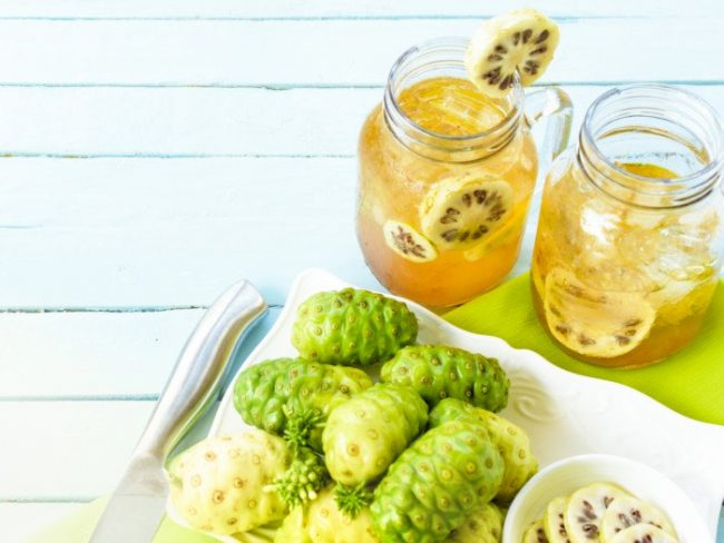 Nutritional Value of Noni Juice
