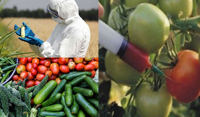 Know your food pesticide levels