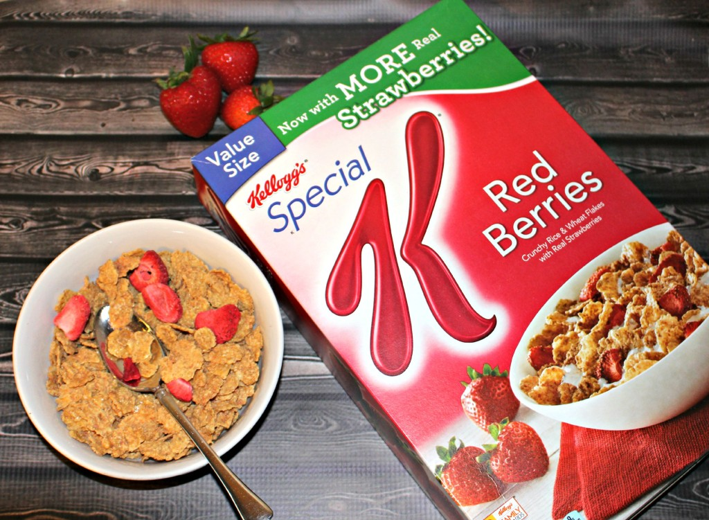 Kellogg's Special K - Red Berries Cereal