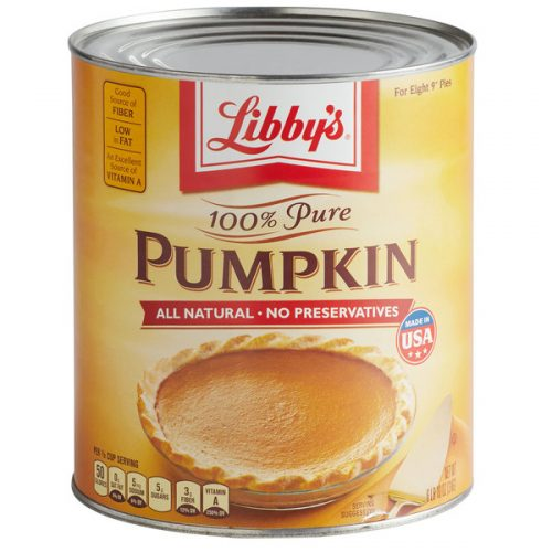 Libby's Pumpkin, Canned Puree