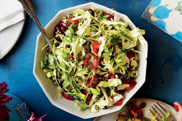 Low Carb Cabbage salad
