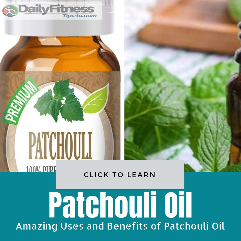 Benefits of Patchouli Oil