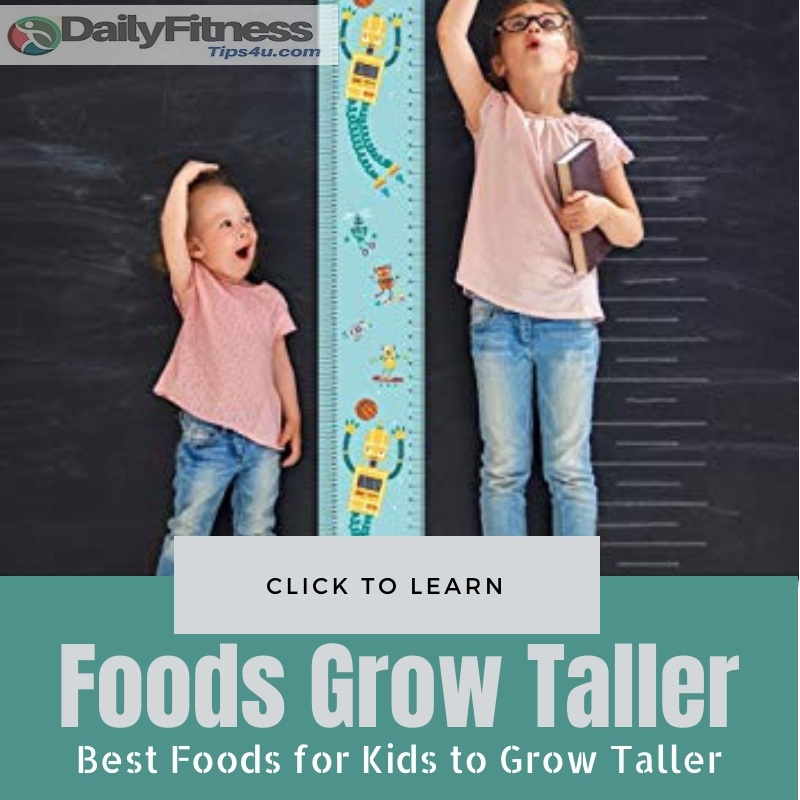 Best Foods for Kids to Grow Taller