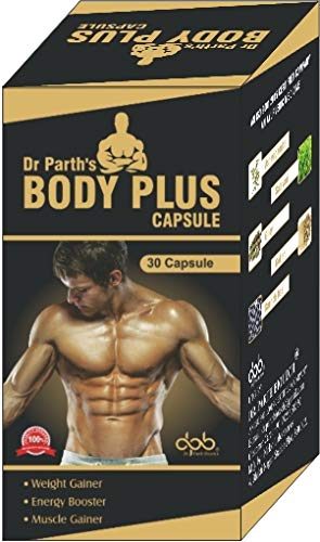 Body Plus Capsules for Weight Gain