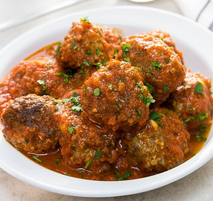 Low Carb Meatballs 1 of 1 2