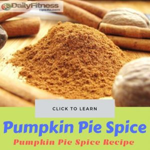 Low Carb Pumpkin Pie Spice Recipe