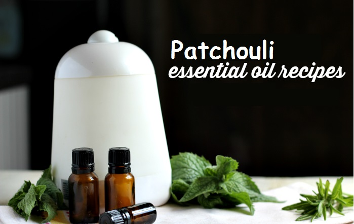 Recipes with Patchouli Oil