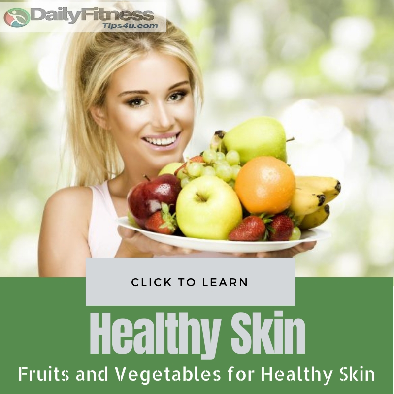 Vegetables for Healthy Skin