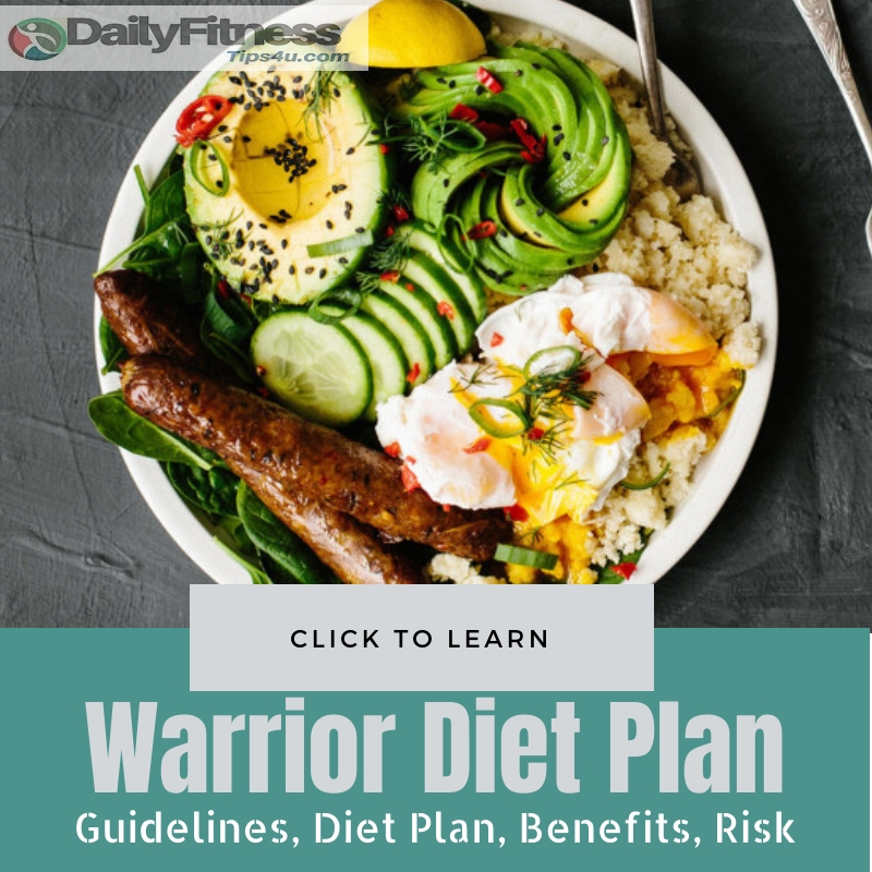 Warrior Diet Plan