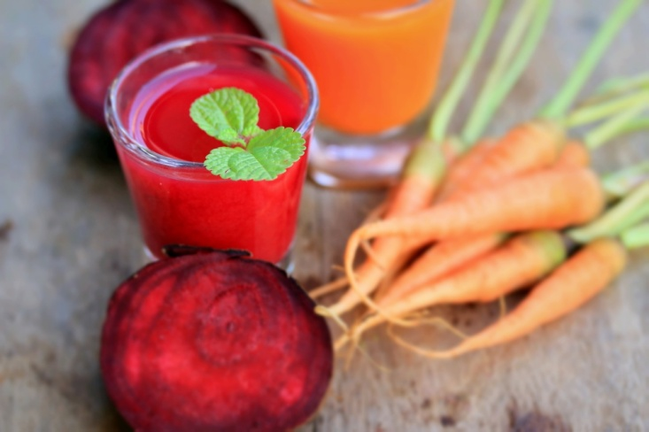 How to prepare radish juice?