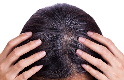 Prevent Premature Hair Greying