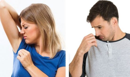 Prevent Body Odor