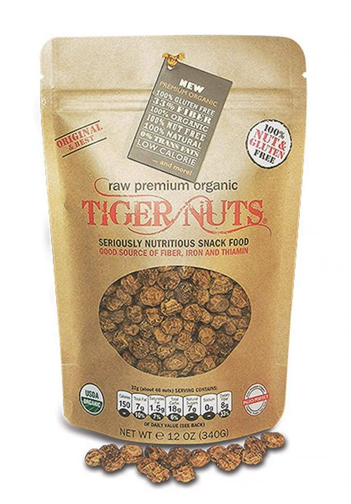 Tiger Nuts (12 oz)| High Fiber