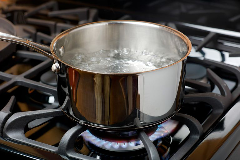 Beginning with Boiling Water