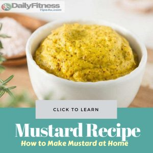 How to Make Mustard at Home