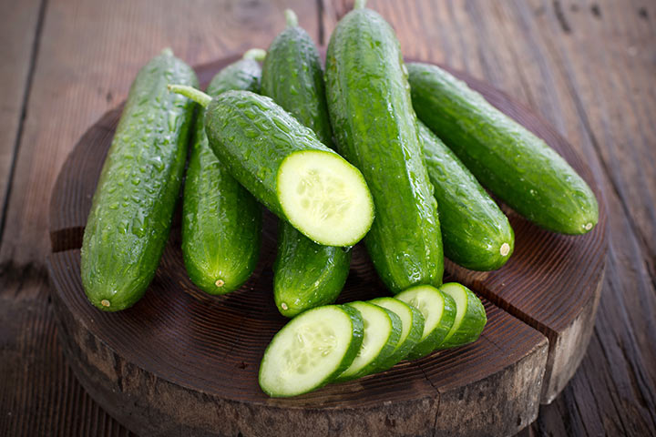 Cucumbers Manage Blood Pressure