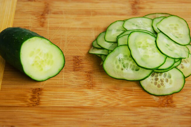 Cucumbers Make You Mega-Hydrated