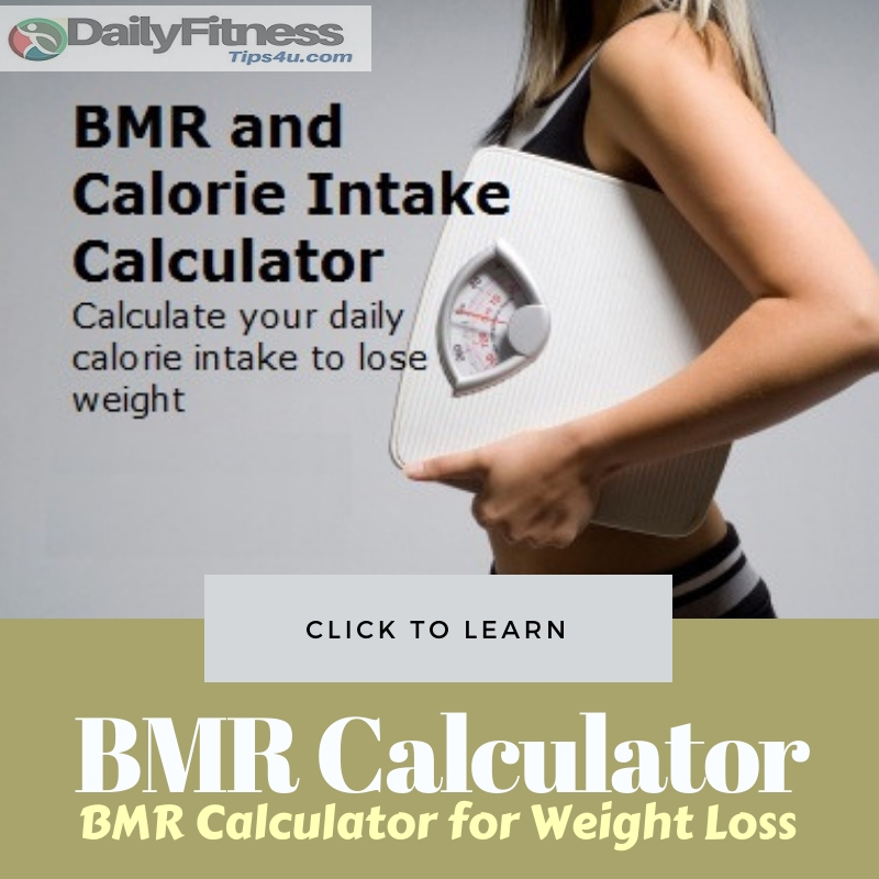 BMR Calculator for Weight Loss