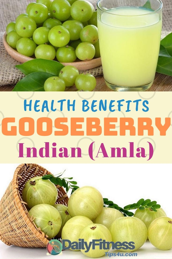 Health Benefits of Eating Indian Gooseberry