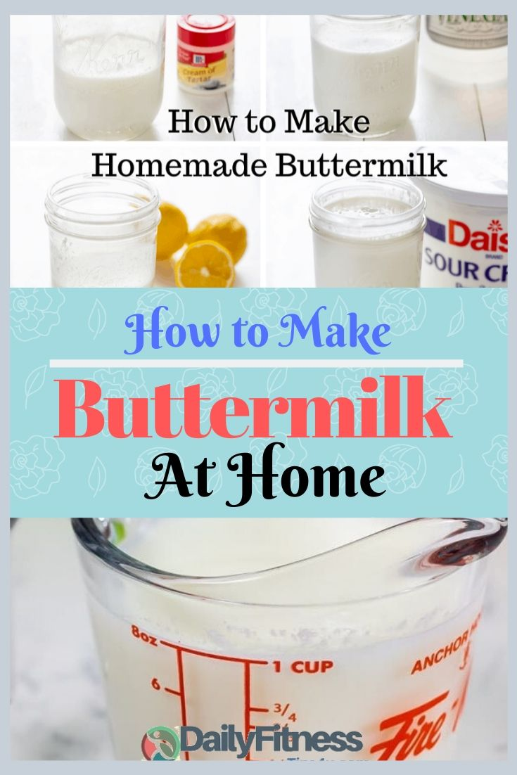 Spicy Buttermilk Recipe