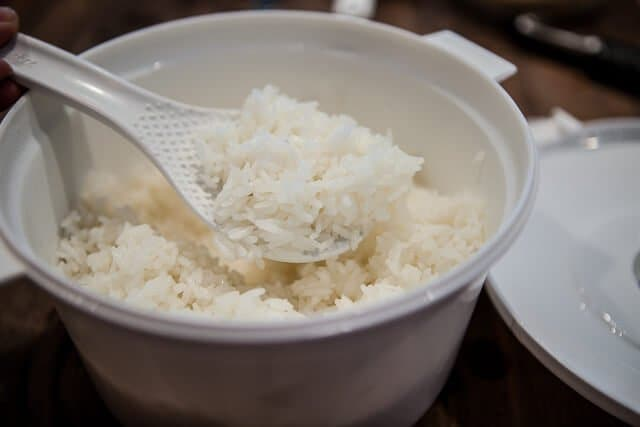 how to microwave rice recipe 8125
