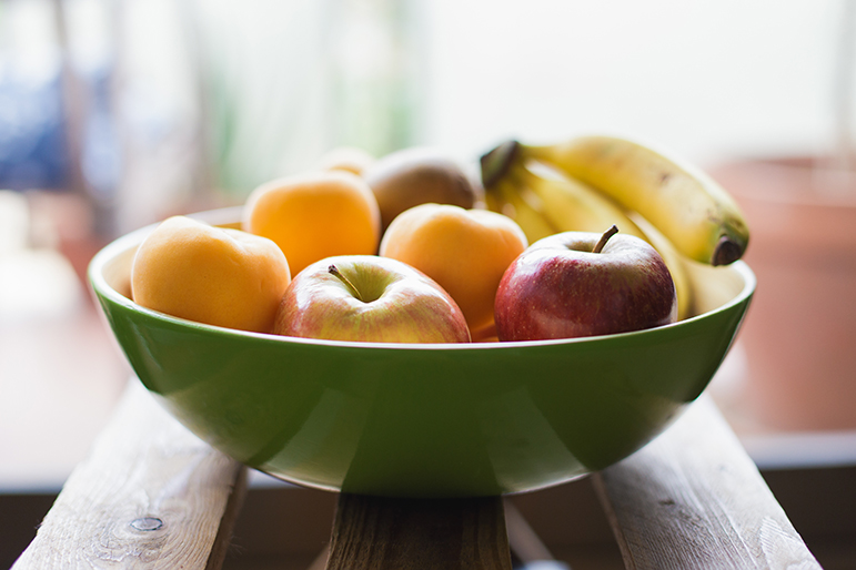 Avoid Keeping Ripe Fruits Out