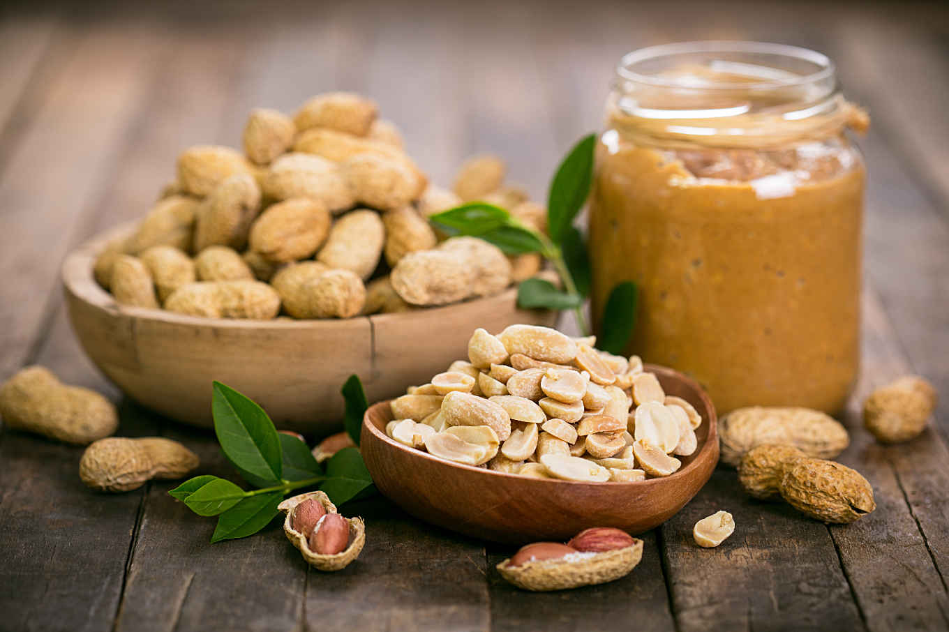 Nuts and Nut Butters