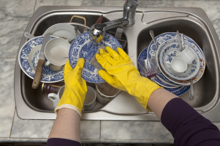 Clean the Dishes