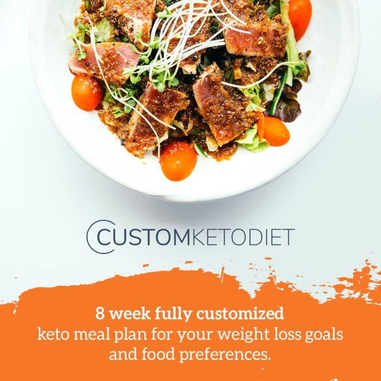 Custom-Keto-Diet-Plan