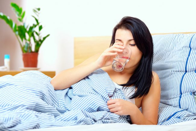 Is Drinking Hot Water Is Beneficial Before Bed