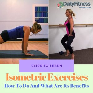 Isometric Exercises Benefits