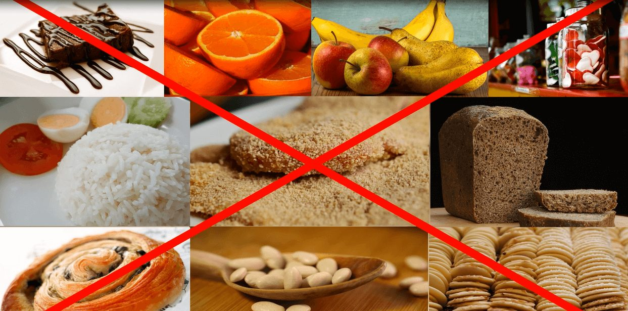 Avoid Diet Foods
